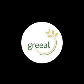Greeat insalateria napoli - logo